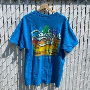 💕3/$30 Rainforest Cafe Graphic Tee